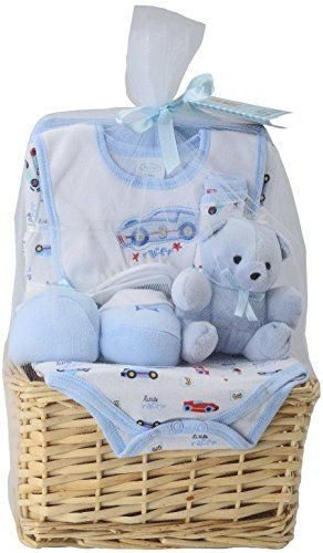 Baby Gift Basket Business : Ideas about blue gift basket on