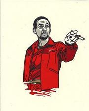 Tyler Stout The Big Lebowski Jesus Quintana Handbill Print Poster il grande NEW
