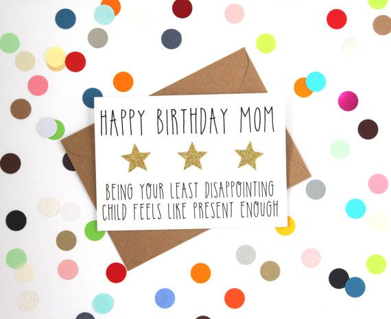 25 best Mum birthday card ideas – Happy Birthday Mom Card