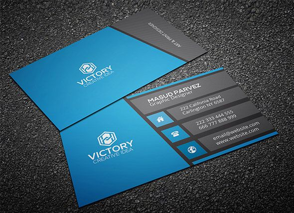 I Am A Professional Business Card Designer If Need Your Business Card You Can Order Me Create Business Cards Modern Business Cards Design Business Card Design