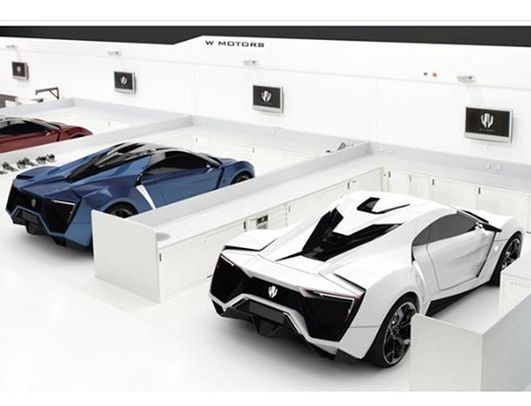 Introducing the First Arab #Supercar the Lykan Hypersport. Hit the pic to see the Diamond encrusted headlights!