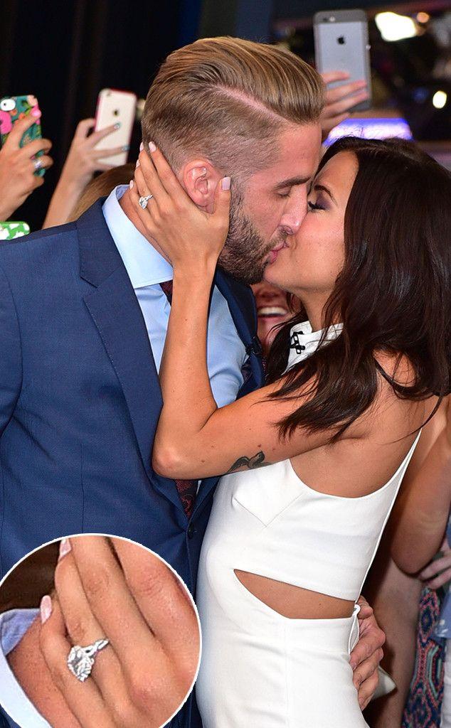 All the Details on The Bachelorette's Kaitlyn Bristowe's Massive Diamond Engagement Ring | E! Online