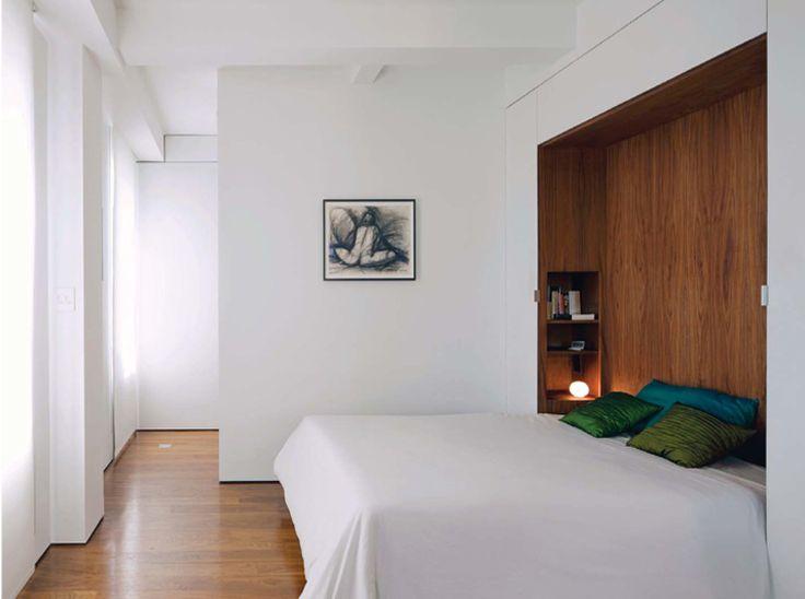 Bett Nische Unser Haus - Schlafzimmer Pinterest Nische, Bett - Feng Shui Schlafzimmer Bett Positionierung