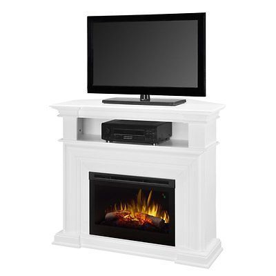25 Best Ideas About Corner Electric Fireplace On Pinterest Corner Fireplace Tv Stand Corner