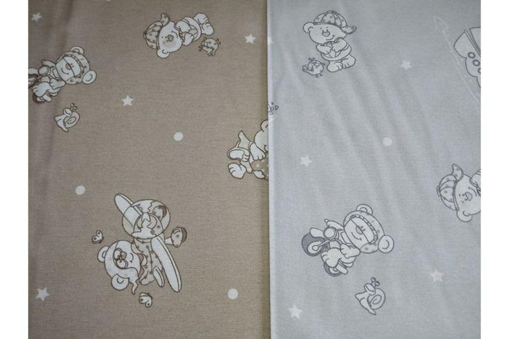 Loneta estampada de osos, empleada para diversas labores como cortinas, estores, tapizado de sofás, fundas para cojines..., tela con cuerpo, gruesa y resistente. Fácil lavado y planchado.#loneta #estampado #osos #gris #beige #labores #tapizado #estores #sofás #cojines #confección #manteles #disfraces #medieval #carnaval #resistente #tela #telas #tejido #tejidos #textil #telasseñora #telasniños #comprar #online #comprartelas #compraronline