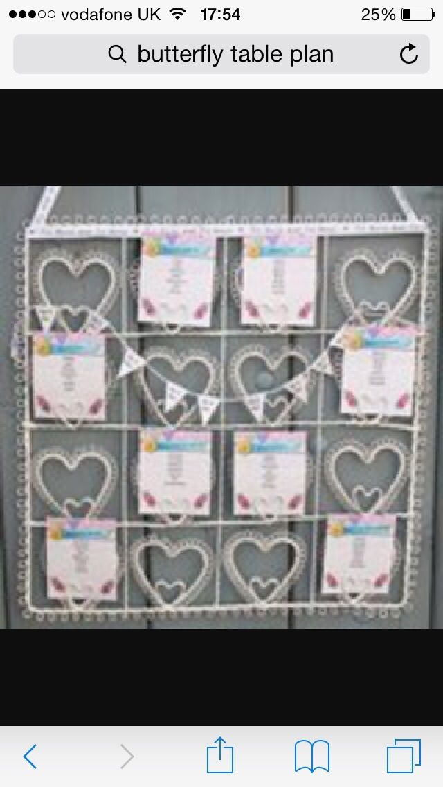 15 best wedding table plans images on pinterest wedding table wedding accessories vintage wire cream metal heart table plan photo holder l junglespirit Choice Image