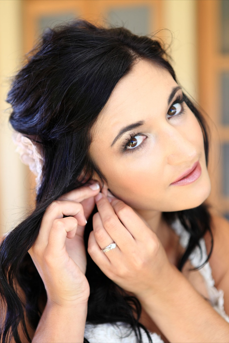 Bridal Makeup Done By Cecilia Fourie