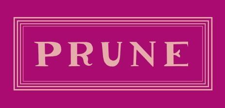 Prune logo