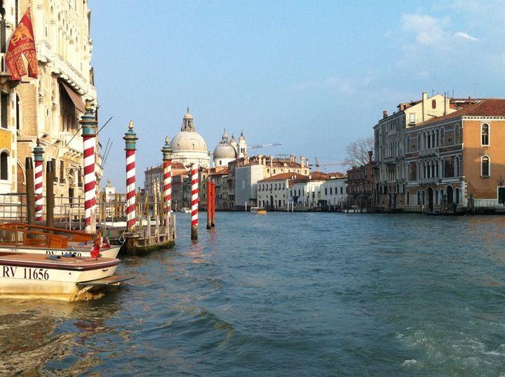 Canal Grande à Venezia, Veneto