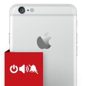 Επισκευή volume, silent cable iPhone 6