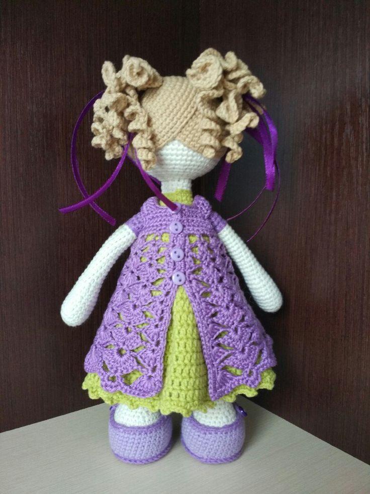 SvetKO Toys | family crochet atelier | VK