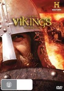 DVD - Real Vikings