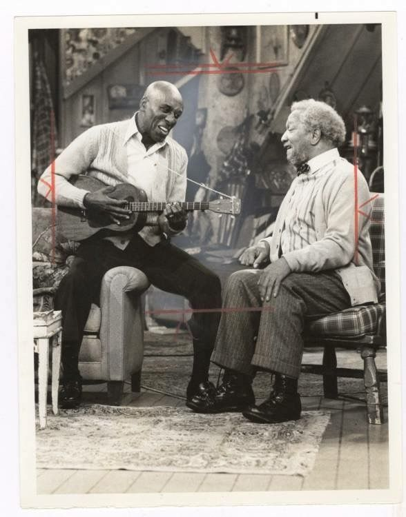 Sanford and Son Episode: Scatman Crothers & Redd Foxx (1975)