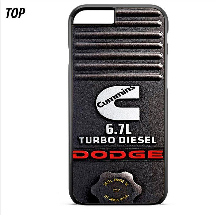 Cummins Turbo Diesel For Iphone 6 | 6S Plus Case