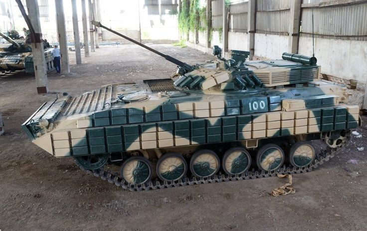 BMP-2 Mod