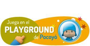 Sito de internet con videos de Pocoyó