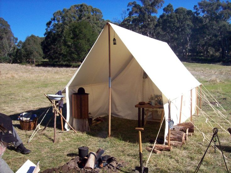 Canvas tent tent and canvases on pinterest for Canvas tent fly