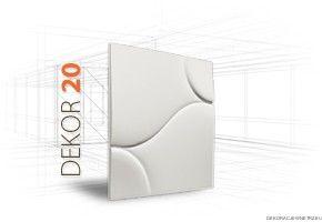 Panel dekoracyjny 3D LoftSystem – DEKOR 20 QUILTED