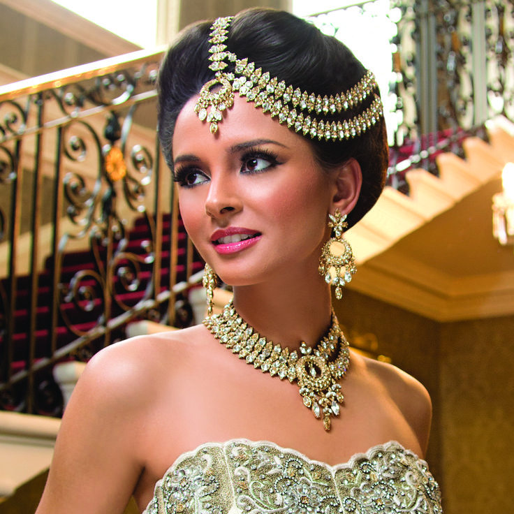 18 best Indian Bridal Jewellery images on Pinterest Bridal