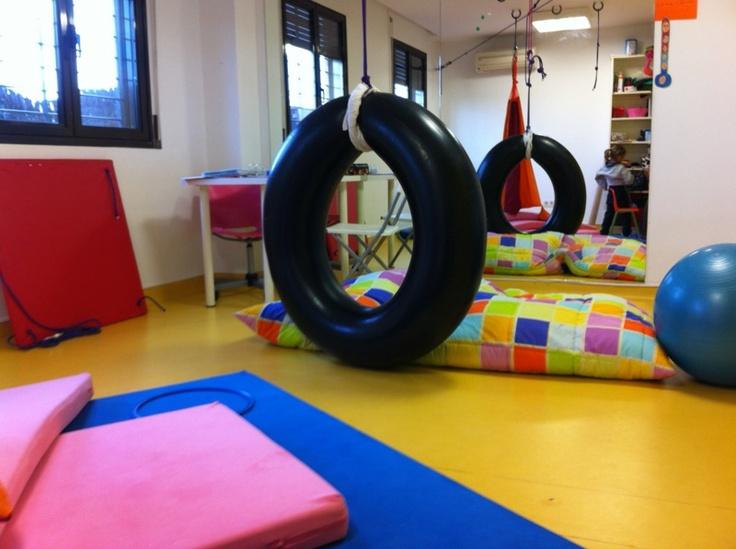 Sala de integracion sensorial