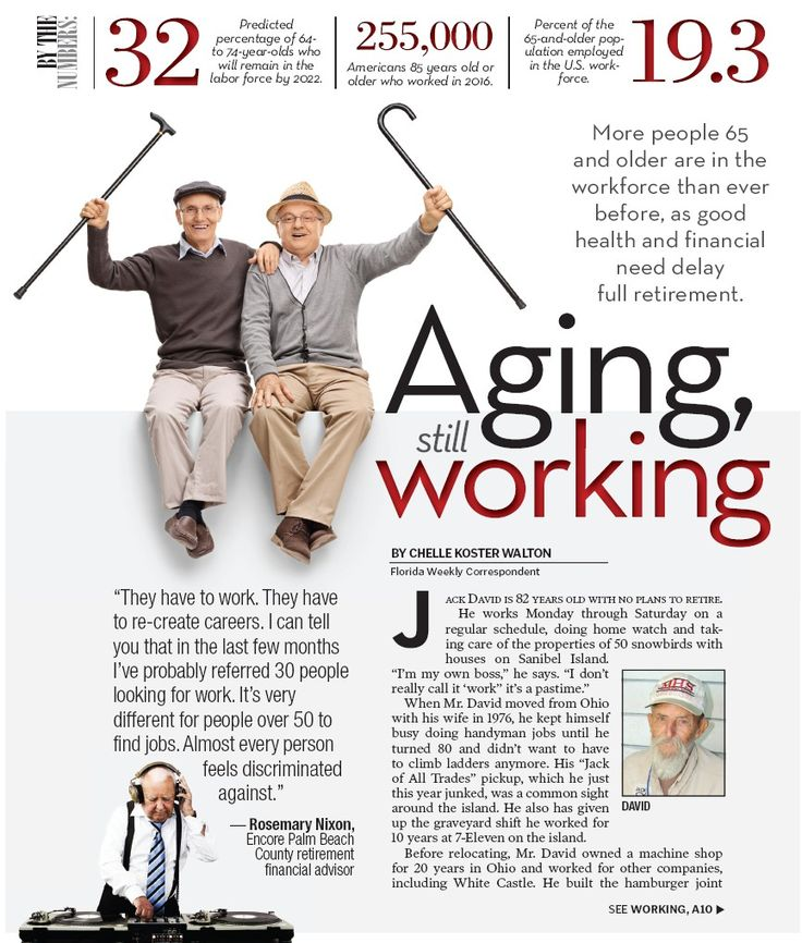 JACK DAVID IS 82 YEARS OLD WITH NO PLANS TO RETIRE. He