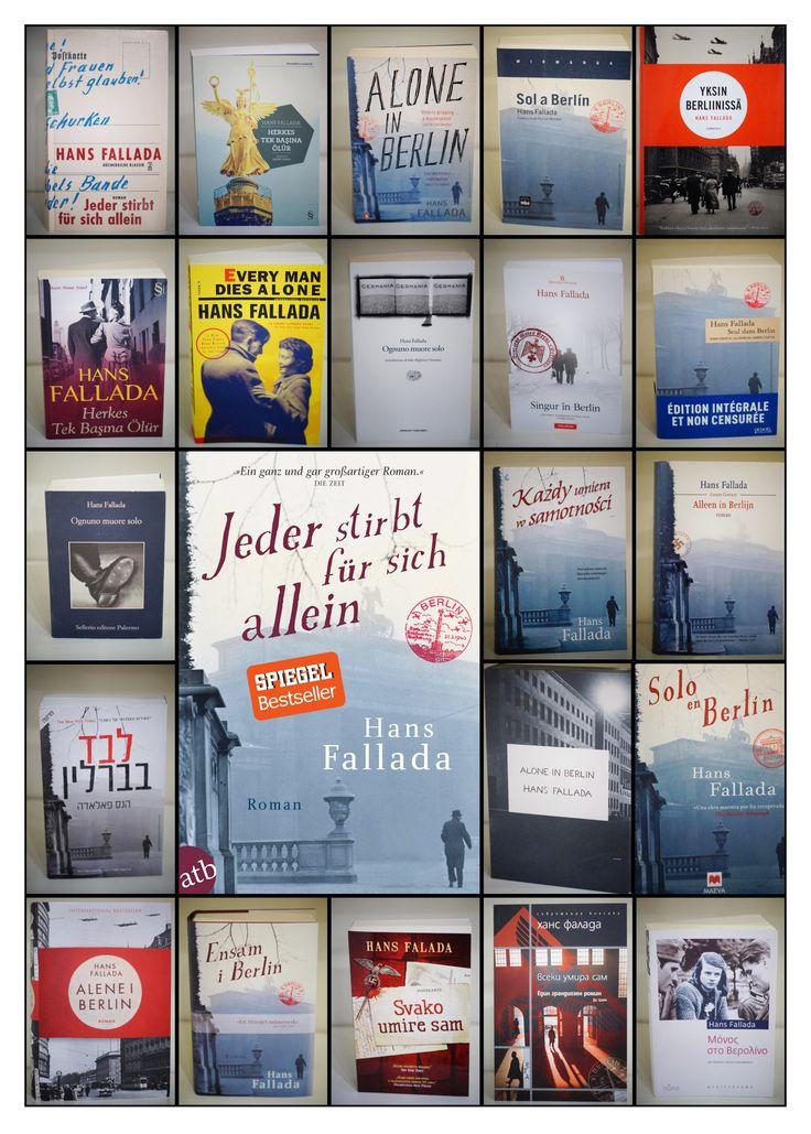 Hans Fallada - Jeder stirbt für sich allein // Mehr Informationen unter http://www.aufbau-verlag.de/index.php/jeder-stirbt-fur-sich-allein-2817.html