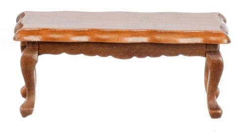 Victorian Coffee Table - Walnut