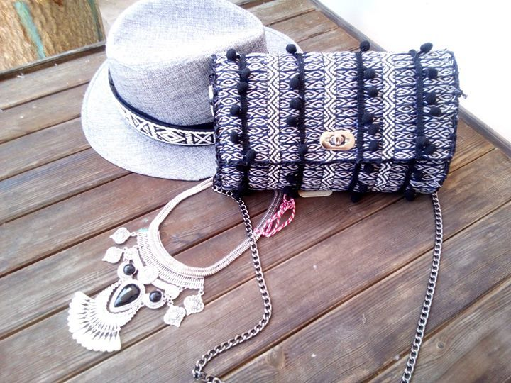 Summer is coming... choose the accessory that you like or all of them for a total unique look! #accessories #summer #fedoras #necklaces #hats #bags #trends All available on my etsy store:  statement necklace: http://etsy.me/2pFvYTP shoulder bag: http://etsy.me/2r0U7bB fedoras hat: http://etsy.me/2qzGDU5