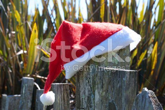 Kiwiana Christmas Rural Themed Image royalty-free stock photo