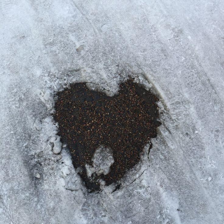 Heart spotting