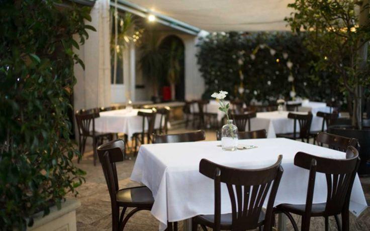Table 78: Restaurant in West Perth WA - Venue Menu