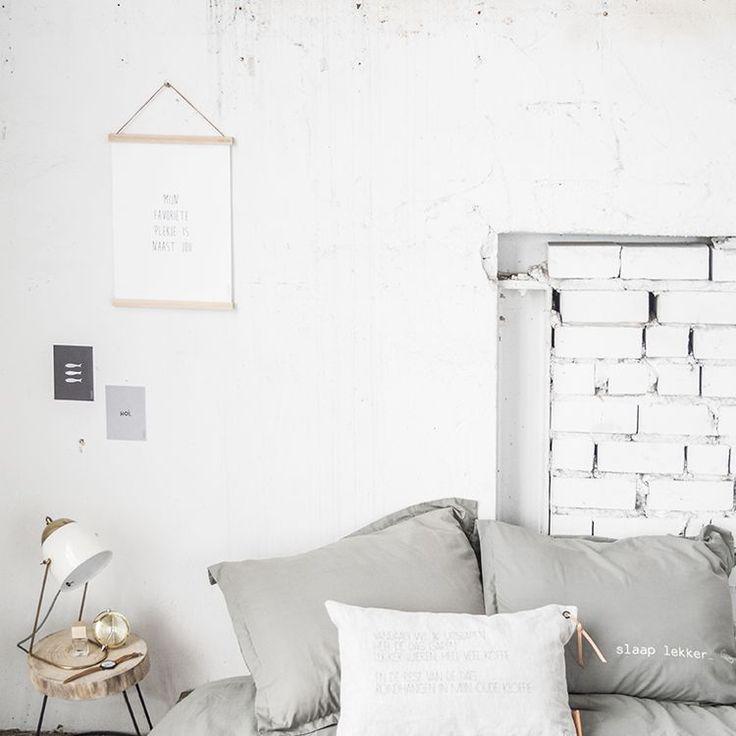"""Zusss A3 poster met lijst """"mijn favoriete plekje"""" - 30xH42 cm - Sweet Living Shop"""