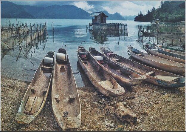 Kampung kelitu - aceh tengah - indonesia