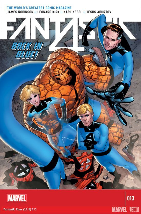 Hot new product added -  Fantastic Four (2014) #13 - http://ponderosa.co/things-from-another-world/2014/11/22/fantastic-four-2014-13/