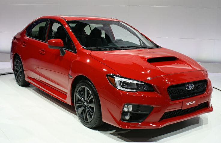 The redesigned WRX is powered by the BRZ's turbocharged 2.0-litre engine, good for 268 horsepower.