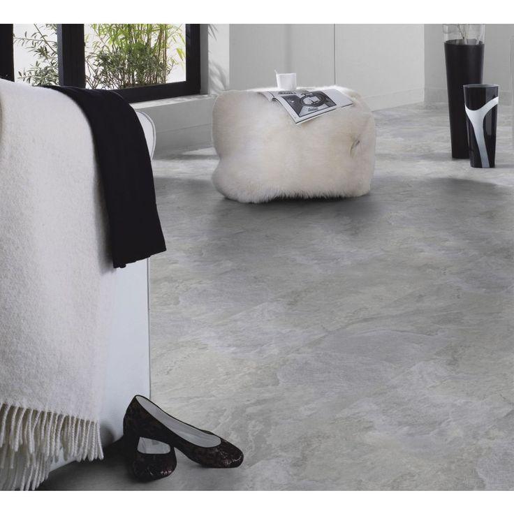Meer dan 1000 afbeeldingen over grijze pvc vloeren op pinterest donker taupe en grijs - Vinyl vloer voor keuken ...