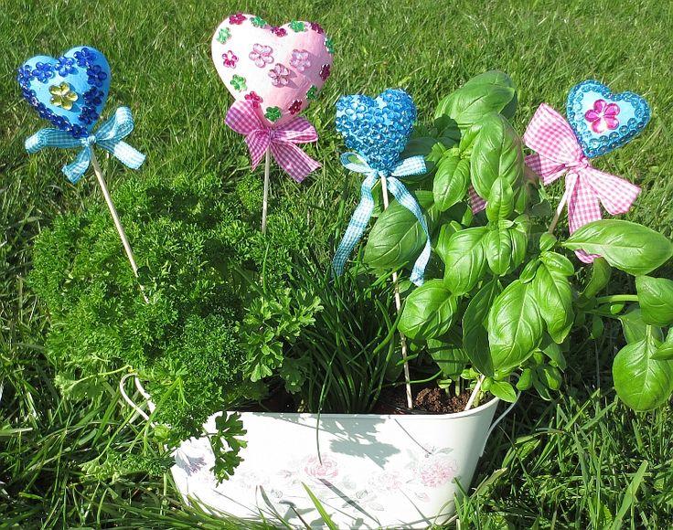 Mamičke do kvetináča