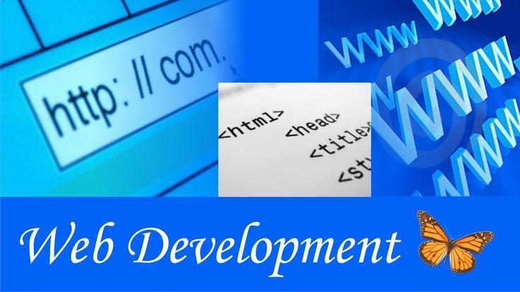 Understanding the Web Application Development Scenario