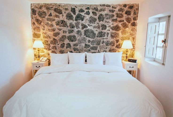 Caldera Suite bedroom...
