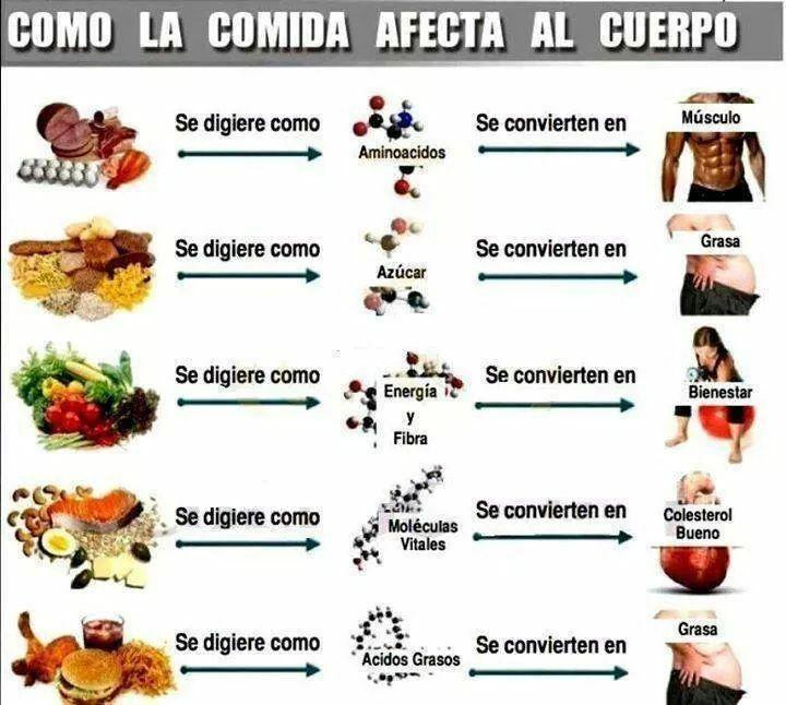 Alimentate mejor
