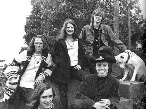 Big Brother and The Holding Company. Great site we love! www.chickenonaunicycle.com