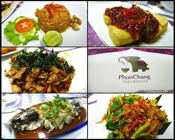 Phon Chang  Ruko Pertokoan Permata Hijau I  Permata Hijau Blok D no. 21  Jakarta 12210  Phone: (021) 5494174  Average Spending: IDR 150.000