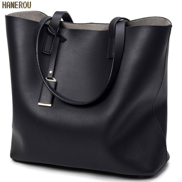 Superb Price $17.09, Buy 2017 New Fashion Woman Shoulder Bags Famous Brand Luxury Handbags Women Bags Designer High Quality PU Totes Women Mujer Bolsas