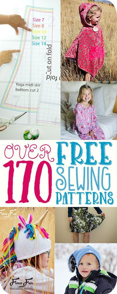 5ab4e64292 Free sewing patterns perfect for beginners. There are a wide variety of patterns  sizes baby to adult. Many pdf patterns come with a video tutorial.