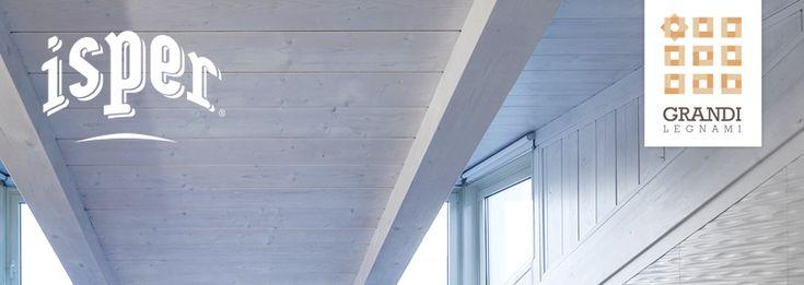 Isolamento di tetti, solai e pareti: pannelli autoportanti in legno Isper
