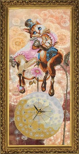 Набор для вышивания крестиком  Сладкие грёзы купить в Харькове. Доставка, гарантия, сервис! Набор для вышивания крестиком  Сладкие грёзы от 209.80 грн: фото, отзывы, описания. Артикул: СР6073 Наименование: Сладкие грёзы Размер, см: 23x51 Зашивка: Частичная Тематика: Животный мир Техника выполнения: Счетный крест Основа для выполнения работы: Канва с нанесенным фоновым рисунком Aida 16 Нитки: AVRORA 120 Материалы: Нитки Продукция: Наборы для вышивания нитками на канве с