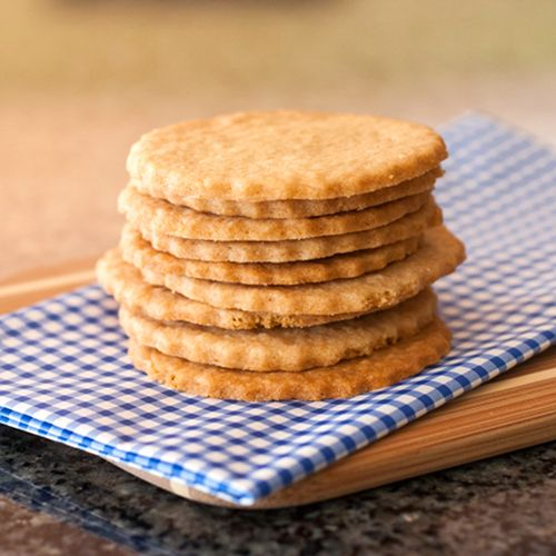 Sweet And Savory Orange Cumin Shortbread Cookies Recipe ...