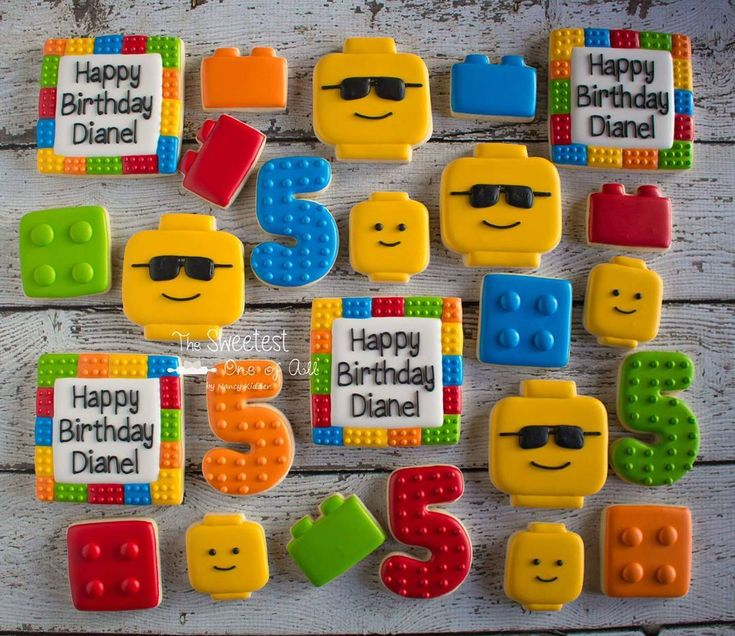 "42 Likes, 3 Comments - Nancy Kidder (@the.sweetest.one.of.all) on Instagram: ""Happy Birthday to the Awesome Dianel!  I  Legos!"""