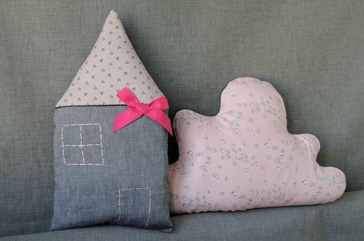 Cushions Coussins, batistes de France Duval Stalla - fikOu miKou