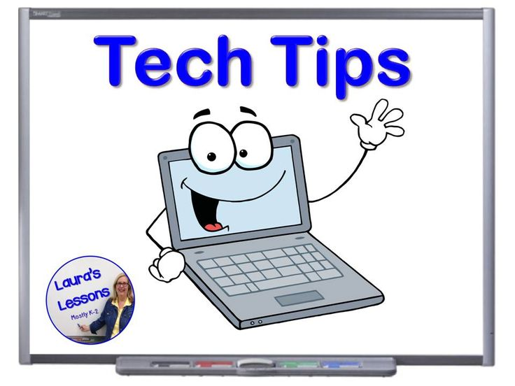 My favorite technology tips!
